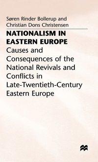bokomslag Nationalism in Eastern Europe