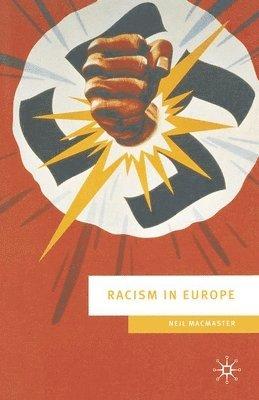 bokomslag Racism in Europe: 1870-2000