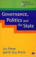 bokomslag Governance, politics and the state