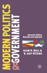 bokomslag Modern Politics and Government