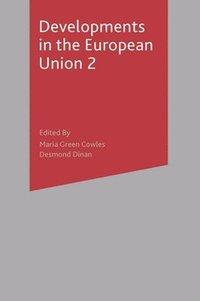 bokomslag Developments in the European Union 2