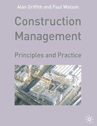 bokomslag Construction Management