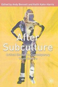 bokomslag After Subculture