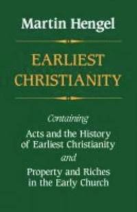 bokomslag Earliest Christianity