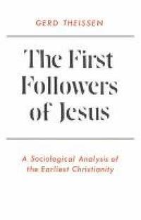 bokomslag The First Followers of Jesus