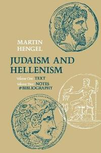 bokomslag Judaism and Hellenism