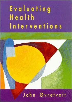 bokomslag Evaluating Health Interventions