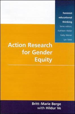 bokomslag Action Research For Gender Equity