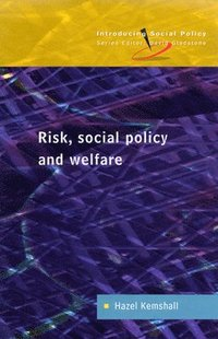 bokomslag Risk, Social Policy and Welfare
