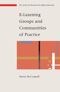 bokomslag E-Learning Groups and Communities