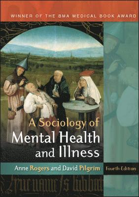 bokomslag A Sociology of Mental Health and Illness