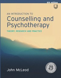 bokomslag An Introduction to Counselling and Psychotherapy:Theory, research and practice