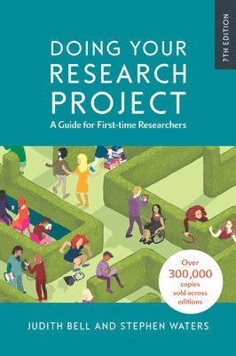 bokomslag Doing Your Research Project: A Guide for First-time Researchers