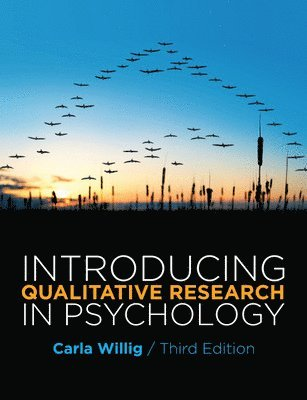 bokomslag Introducing Qualitative Research in Psychology