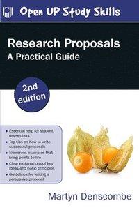 bokomslag Research Proposals 2e