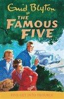 bokomslag Famous Five: Five Get Into Trouble - book 8