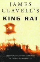 bokomslag King rat - the fourth novel of the asian saga