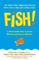 bokomslag Fish!