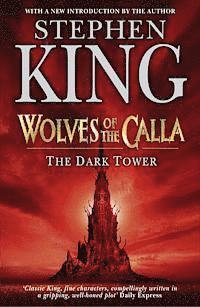 bokomslag The Dark Tower: v. 5 Wolves of the Calla