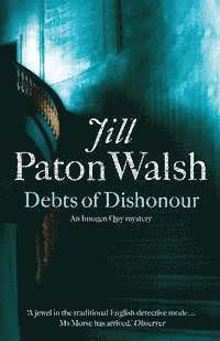 bokomslag Debts of dishonour : an Imogen Quy mystery