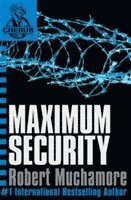 bokomslag Cherub: maximum security - book 3