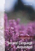 bokomslag Understanding Second Language Acquisition