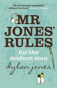 bokomslag Mr Jones' Rules for the Modern Man