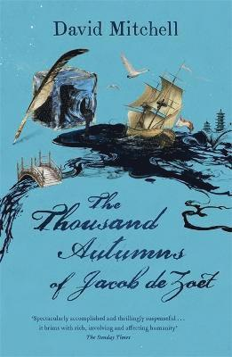 bokomslag The Thousand Autumns of Jacob de Zoet