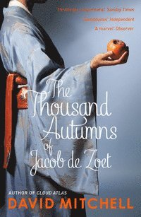 bokomslag The Thousand Autumns of Jacob de Zoet