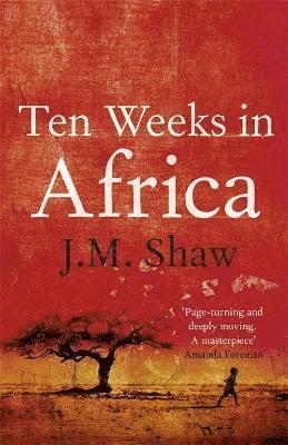 bokomslag Ten Weeks in Africa