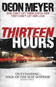 bokomslag Thirteen hours