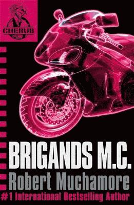 bokomslag CHERUB: Brigands M.C.