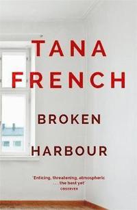 bokomslag Broken Harbour