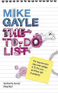 bokomslag The To-Do List