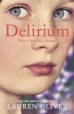 bokomslag Delirium