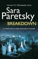 Breakdown - A V.I Warshawski novel 1