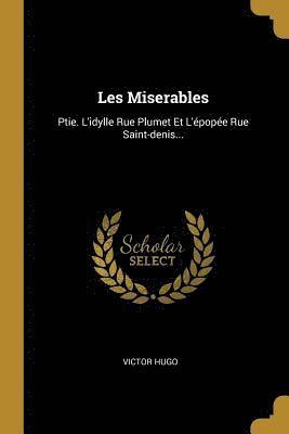 bokomslag Les Miserables
