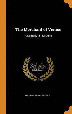 bokomslag The Merchant of Venice