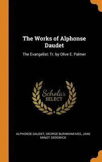 bokomslag The Works of Alphonse Daudet