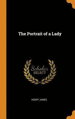 bokomslag The Portrait of a Lady