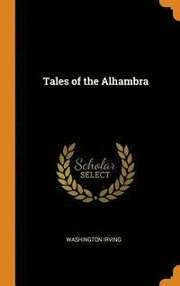 bokomslag Tales of the Alhambra