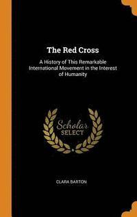 bokomslag The Red Cross