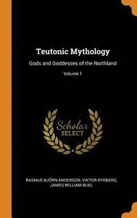 bokomslag Teutonic Mythology