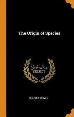 bokomslag The Origin of Species