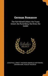 bokomslag German Romance