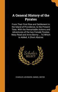 bokomslag General History Of The Pyrates