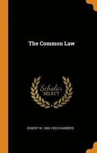bokomslag The Common Law