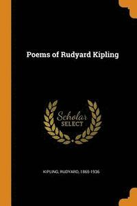 bokomslag Poems of Rudyard Kipling