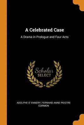 A Celebrated Case 1