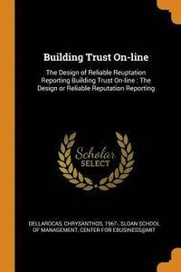 bokomslag Building Trust On-Line